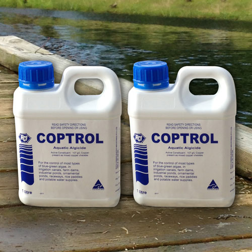 Coptrol Aquatic Algaecide by Aquatic Technologies